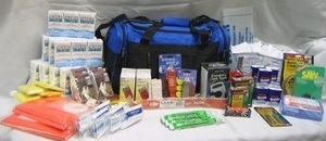 Image of 4 Person Perfect Survival Kit Deluxe
