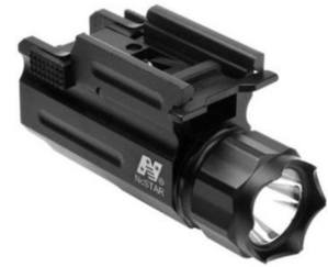 Image of NcStar Weaver Mount Tactical LED