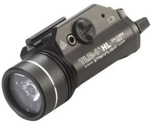 Image of Streamlight 69260 TLR-1 HL High Lumen Rail-Mounted Tactical
