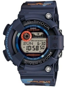Image of G-Shock Men in Camouflage Frogman Digital Quartz Men's Watch GF8250CM-2