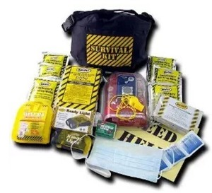 Image of Emergency Survival Kit Fanny Pack