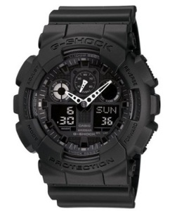 Image of Casio Men's GA100-1A1 Black