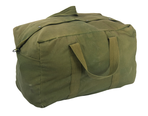 duffel bag for cleaning